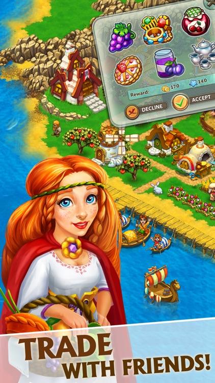 Harvest Land screenshot-4