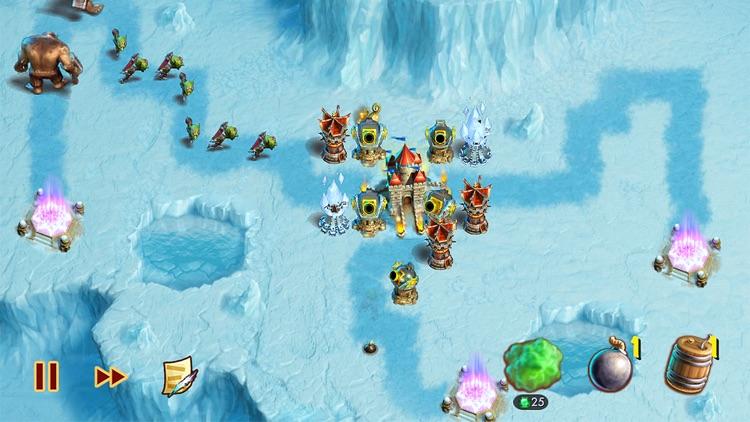 Towers N' Trolls HD screenshot-4