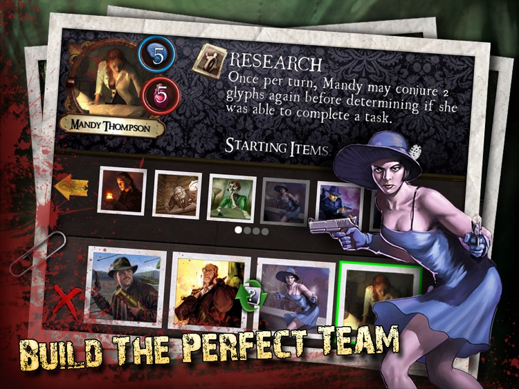 Elder Sign: Omens for iPad