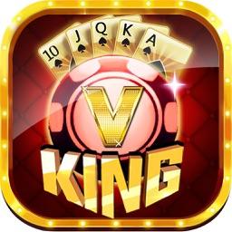 vKing: Choi Game Danh Bai Tien Len Xoc Dia Online