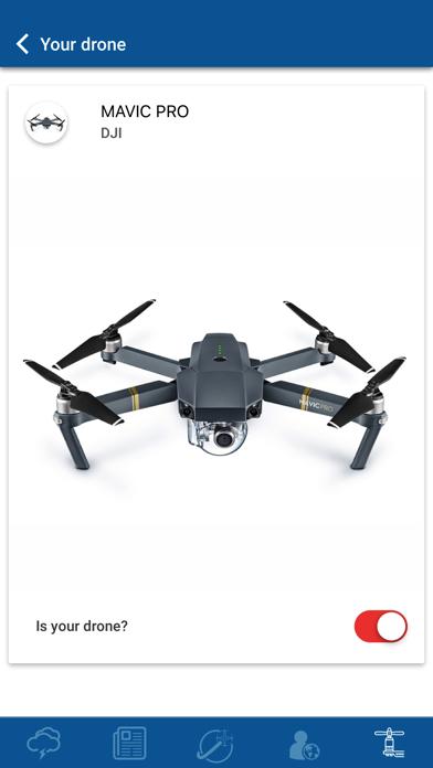 Screenshot of Drone-Spot3