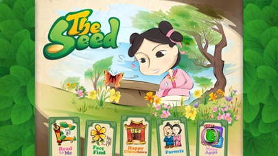 The Seed, Read Along To Me & Storytime for Kids screenshot one