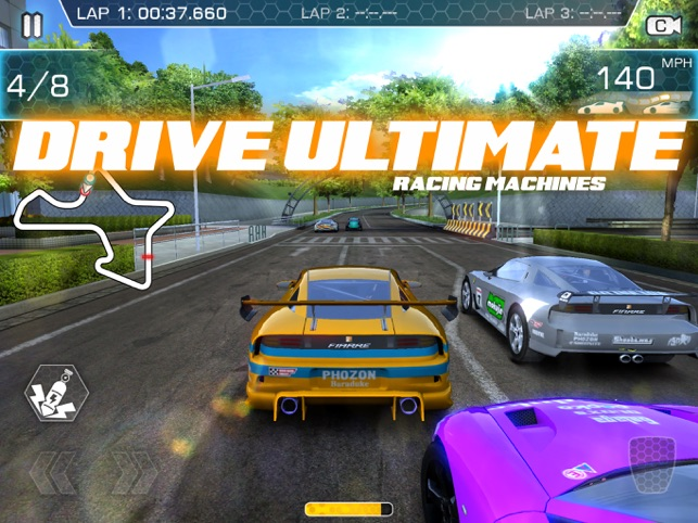 Ridge Racer Slipstream Screenshot