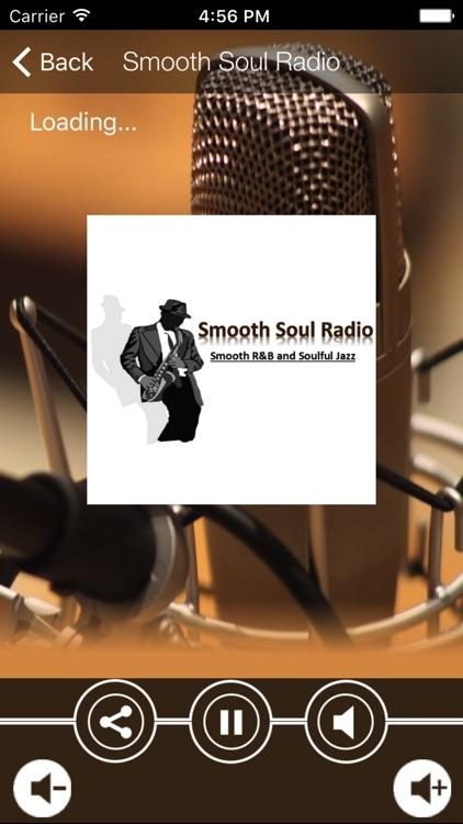 Smooth Soul Radio by FastCast4u Ltd