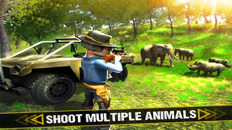 Animal Hunter - 3D Game