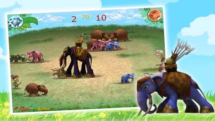 Jungle Elephant War