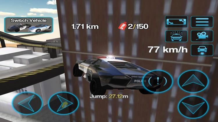 Police Car Driving Simulator screenshot-4