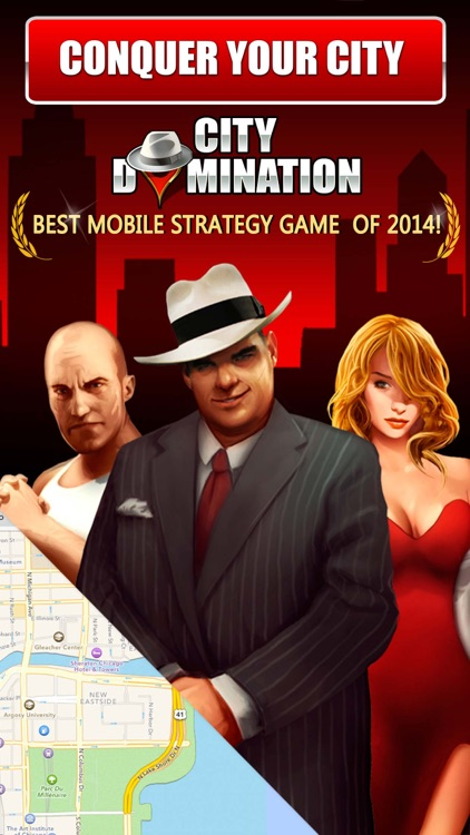 City Domination – Mafia MMO