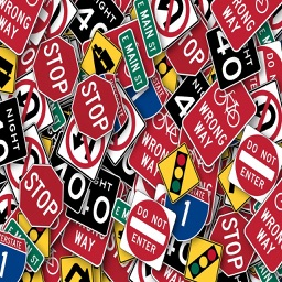 Traffic Signs Quiz