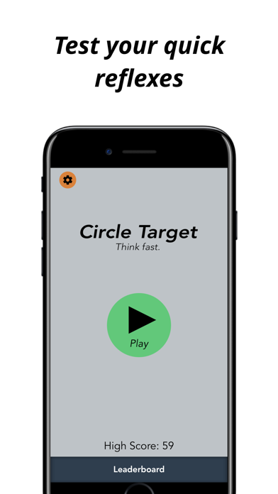 Circle Target screenshot one