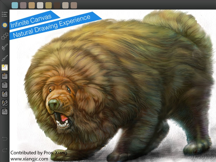 MyBrushes Pro – Paint, Draw and Sketch screenshot-0
