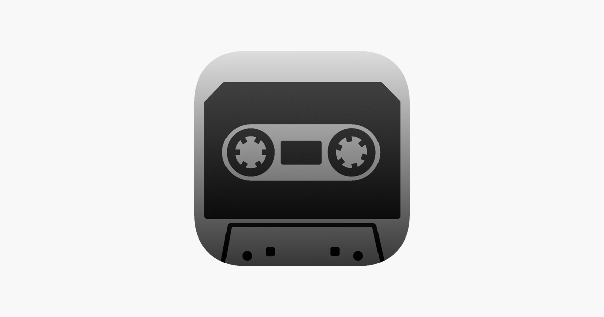 Tape On The App Store