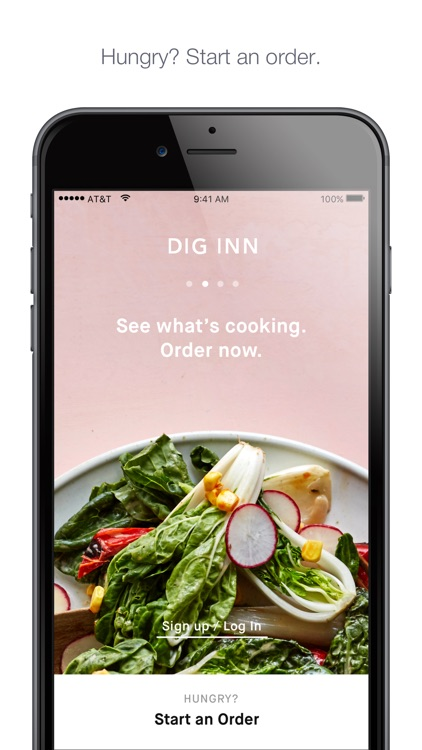 Dig Inn screenshot-0