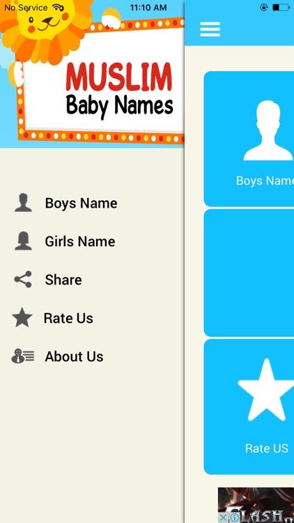 Muslim Baby Names with Meanings screenshot-3
