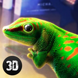 Gecko Survival Simulator 3D