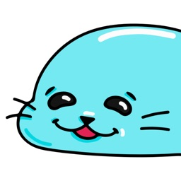 Fido The Seal - Stickers for iMessage