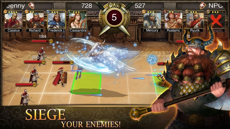 Age of Warring Empire screenshot-4