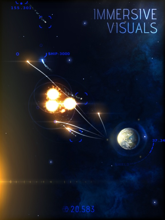 Screenshot #2 for Eve of Impact