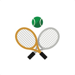 Fun Tennis Stickers