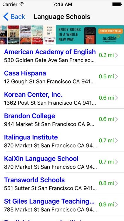 School Finder: Find Nearest Public Schools For Me screenshot-3