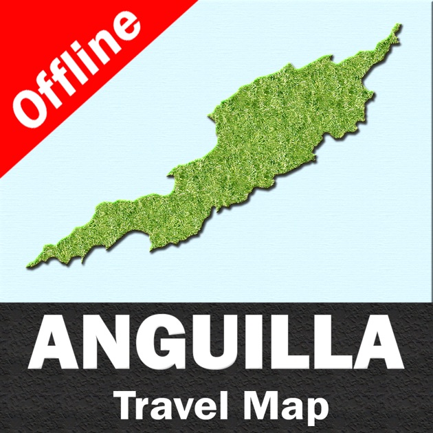 ANGUILLA GPS Travel Map Offline Navigator on the App Store