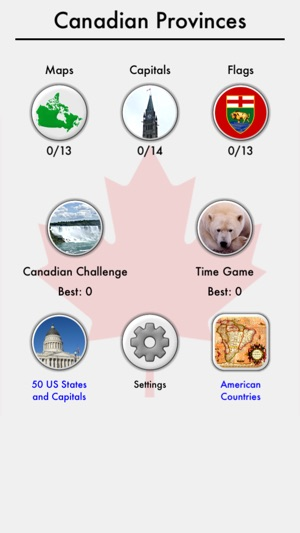 Map Of Canada Online Quiz.Canadian Provinces And Territories Quiz Of Canada On The App Store