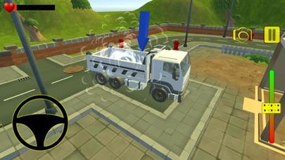 Euro truck cargo construction screenshot four