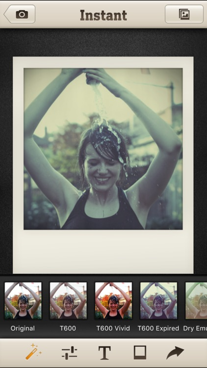 Instant: The Polaroid Instant Camera screenshot-2