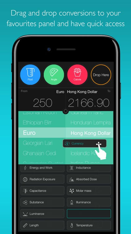 Any Unit Converter - Best Units & Currency App