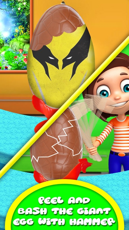 Bash The Giant Surprise Eggs for Kids Toys & Gifts