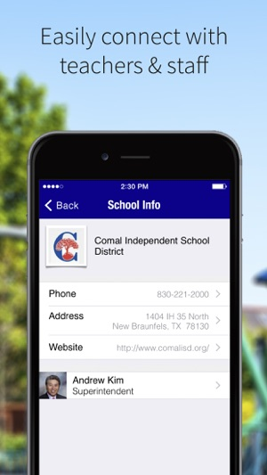 comal isd tx connect Comal ISD on the App Store