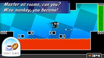 Screenshot from Monkey Ninja