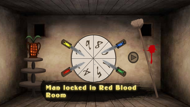 Can You Escape From The Red Blood Room?