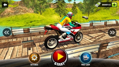 Uphill Offroad Motorbike Rider screenshot two
