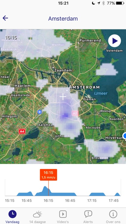 Buienradar - weather screenshot-4