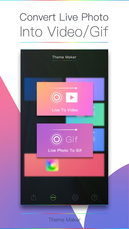 Theme Maker - Live Photo Maker screenshot-4