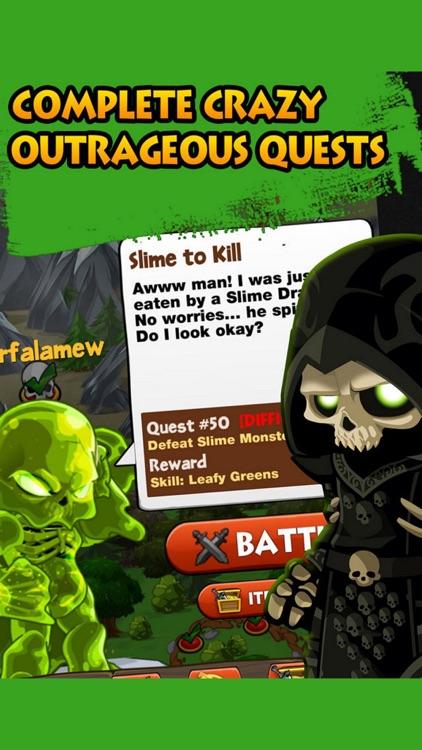 Battle Gems (AdventureQuest) screenshot-3
