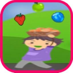 Fruits  Catching Man