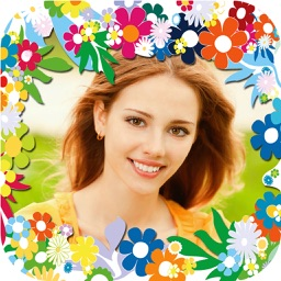 Flower frames – Photo Frames, Pic effects editor