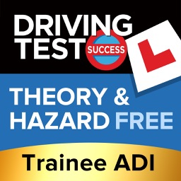 Trainee ADI Theory Test & Hazard Perception Free