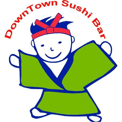 Download Downtown Sushi Bar free for iPhone, iPod and iPad