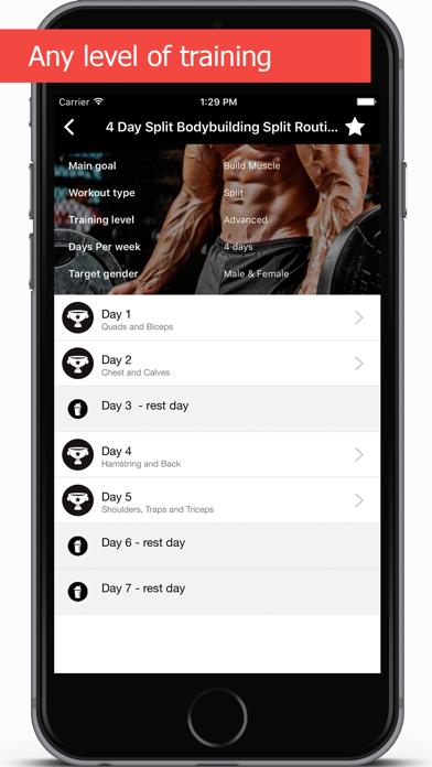 GymApp Pro Workout Logのおすすめ画像5