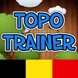 TopoTrainer Belgium - Geography for everyone!