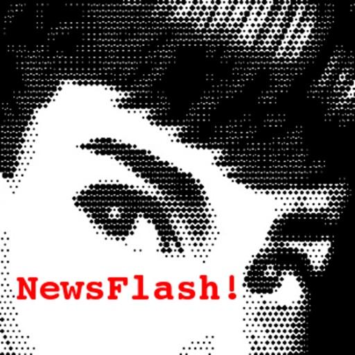 NewsFlash! Photo & Video Filter