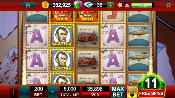 Panda Best Slots Game Vegas Screenshot