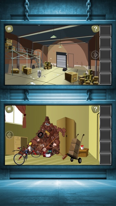 Escape Challenge 8 - Escape The Room Games screenshot one