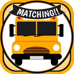 Cute Vehicle Cartoons Puzzle Games