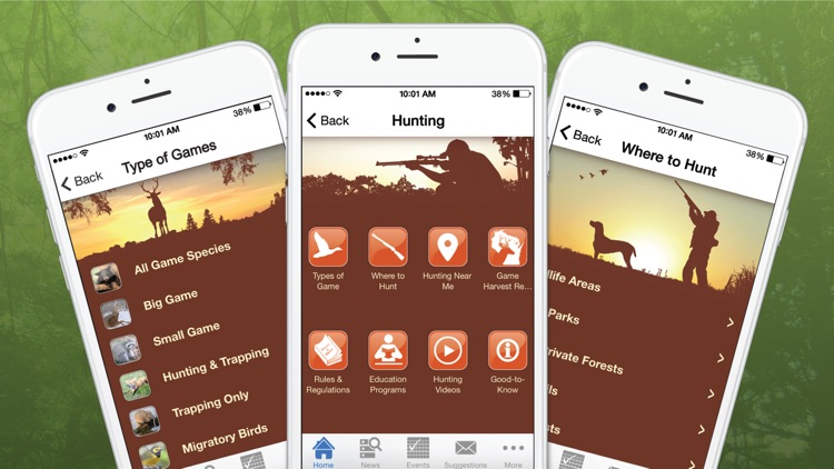 Wisconsin Fishing & Hunting Guide - Pocket Ranger® screenshot-4