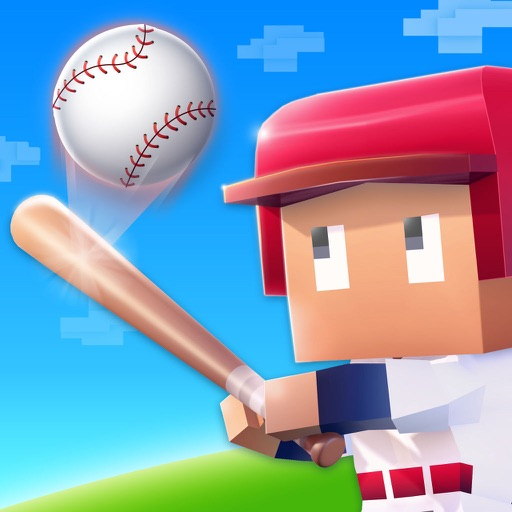 Blocky Baseball - Endless Arcade Batting