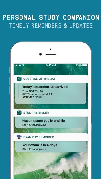 Dental Board Test Prep - NBDE 1 Practice Exam Q&A Screenshot on iOS